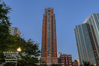 1160 S Michigan Avenue UNIT 3203, Chicago, IL 60605 - #: 10117054