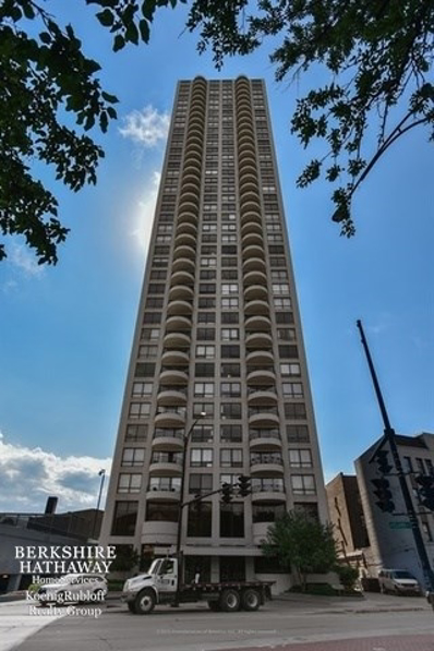 2020 N Lincoln Park West UNIT 20K, Chicago, IL 60614 - #: 10120940