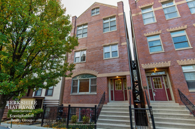 1352 W George Street UNIT T, Chicago, IL 60657 - #: 10137519