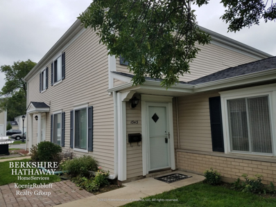 1343 Cove Drive UNIT 206B, Prospect Heights, IL 60070 - #: 10138735