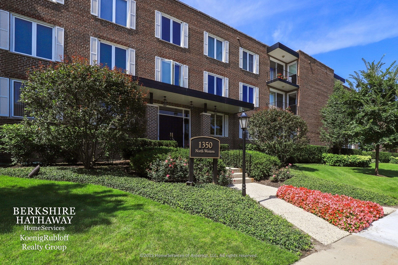 1350 N Western Avenue UNIT 109, Lake Forest, IL 60045 - #: 10148316