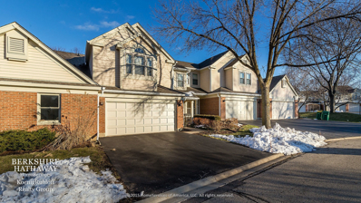 1331 Glengary Court UNIT 00, Wheeling, IL 60090 - #: 10152084