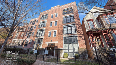 844 W Roscoe Street UNIT 2E, Chicago, IL 60657 - #: 10155441