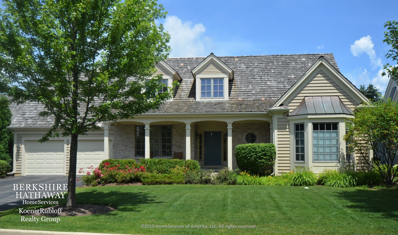 755 S Camelot Court, Lake Forest, IL 60045 - #: 10160316