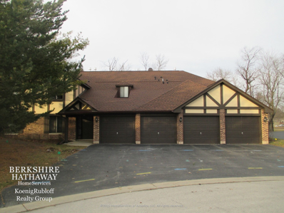 1402 Princeton Court UNIT A, Wheaton, IL 60189 - #: 10160330