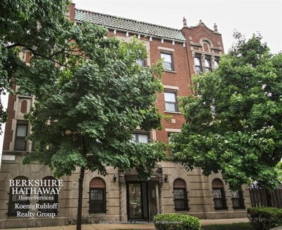 6324 S Kimbark Avenue UNIT 405, Chicago, IL 60637 - #: 10162641