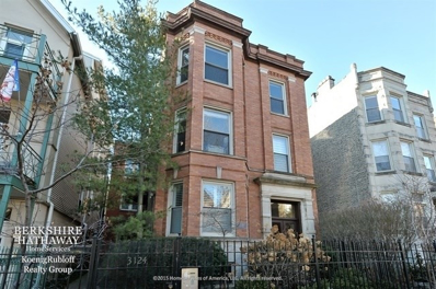 3126 N Clifton Avenue UNIT 3, Chicago, IL 60657 - #: 10163167