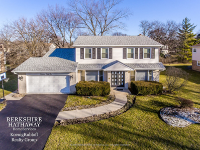 1451 Hemlock Knoll Terrace, Northbrook, IL 60062 - #: 10163294