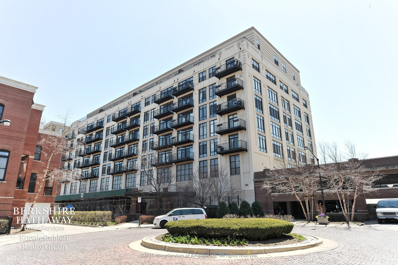 1525 S Sangamon Street UNIT 514-P, Chicago, IL 60608 - #: 10166523