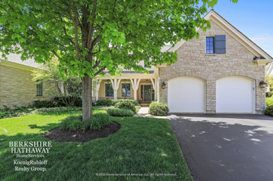 576 Greenway Drive, Lake Forest, IL 60045 - #: 10166693