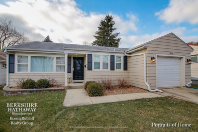 306 S Morgan Avenue, Wheaton, IL 60187 - #: 10171965