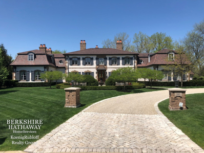460 S Green Bay Road, Lake Forest, IL 60045 - #: 10254029