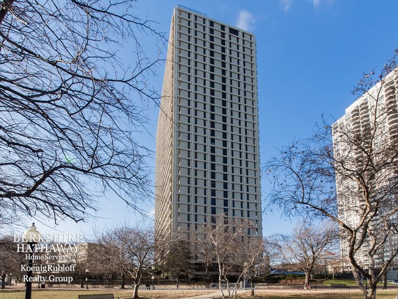1960 N Lincoln Park West UNIT 1409, Chicago, IL 60614 - #: 10266887
