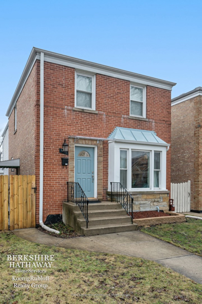 5952 W Warwick Avenue, Chicago, IL 60634 - #: 10269027