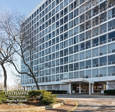 601 E 32ND Street UNIT 1008, Chicago, IL 60616 - #: 10272538