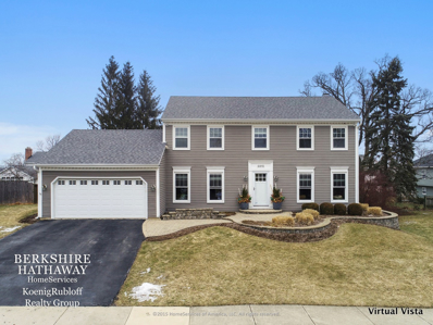 2215 Barger Court, Wheaton, IL 60189 - #: 10293985
