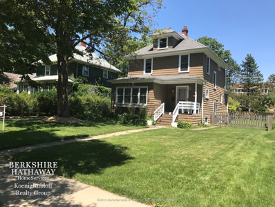 120 Atteridge Road, Lake Forest, IL 60045 - #: 10294017