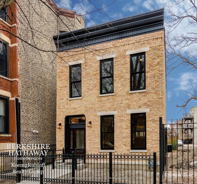 1328 N Wicker Park Avenue, Chicago, IL 60622 - #: 10294454