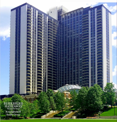 400 E Randolph Street UNIT 2007, Chicago, IL 60601 - #: 10300816