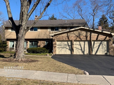450 Heather Lane, Lake Forest, IL 60045 - #: 10301474