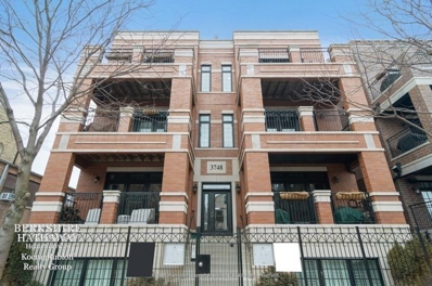 3748 N Damen Avenue UNIT 3N, Chicago, IL 60618 - #: 10306347