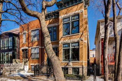 1839 N Leavitt Street, Chicago, IL 60647 - #: 10307059