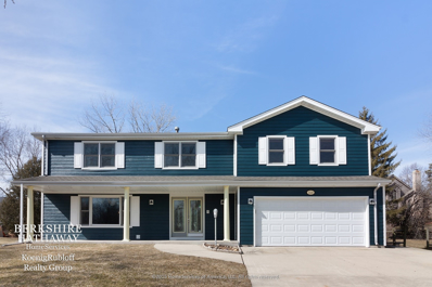 1510 County Farm Court, Wheaton, IL 60189 - #: 10309106
