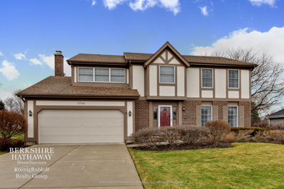 1704 Juliet Lane, Libertyville, IL 60048 - #: 10312491