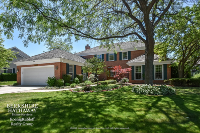 2515 Indian Ridge Drive, Glenview, IL 60026 - #: 10314265