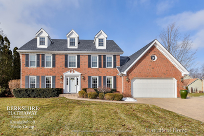 1790 Whitt Court, Wheaton, IL 60189 - #: 10318861