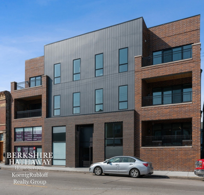 3016 W Belmont Avenue UNIT 3W, Chicago, IL 60618 - #: 10318977