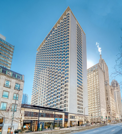 535 N Michigan Avenue UNIT 1508, Chicago, IL 60611 - #: 10321860