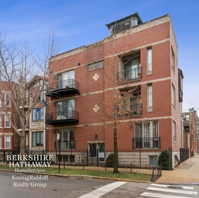 2002 W Race Avenue UNIT 1W, Chicago, IL 60612 - #: 10345391