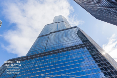 401 N Wabash Avenue UNIT 2110, Chicago, IL 60611 - #: 10347318
