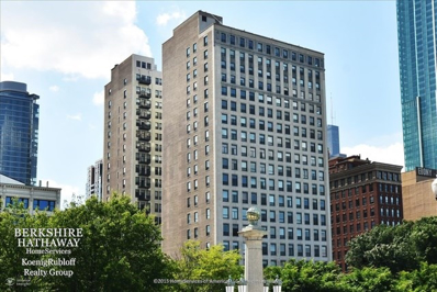 910 S Michigan Avenue UNIT 1706, Chicago, IL 60605 - #: 10370497