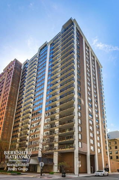 201 E Chestnut Street UNIT 12D, Chicago, IL 60611 - #: 10370813