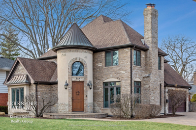 519 The Lane, Hinsdale, IL 60521 - #: 10373260