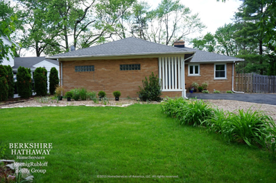 5332 Wolf Road, Western Springs, IL 60558 - #: 10390654