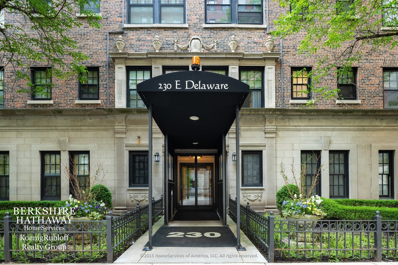 230 E Delaware Place UNIT 4W, Chicago, IL 60611 - #: 10404798