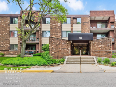 460 Raintree Court UNIT 1P, Glen Ellyn, IL 60137 - #: 10420514