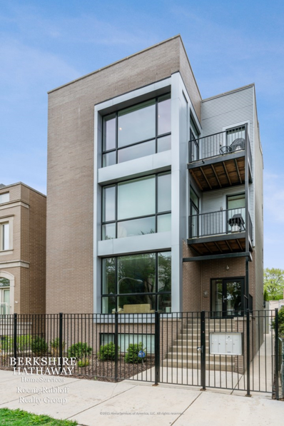 2343 W Lyndale Street UNIT 3, Chicago, IL 60647 - #: 10430701