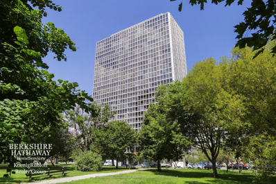 330 W Diversey Parkway UNIT 1107, Chicago, IL 60657 - #: 10436216