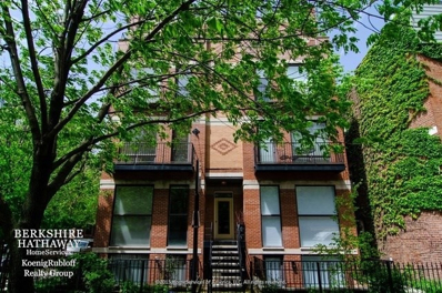 900 N Wood Street UNIT 2S, Chicago, IL 60622 - #: 10443566