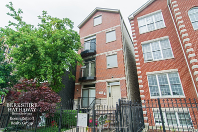 1310 N Cleaver Street UNIT 3, Chicago, IL 60642 - #: 10446376