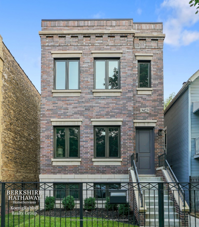 3423 N Bell Avenue, Chicago, IL 60618 - #: 10450891