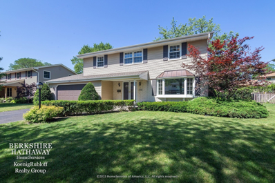 1622 Imperial Drive, Glenview, IL 60026 - #: 10452324