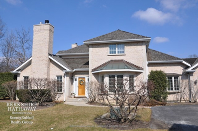 1128 Pine Oaks Circle, Lake Forest, IL 60045 - #: 10470484