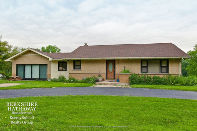 1110 Woodcrest Drive, Downers Grove, IL 60516 - #: 10470580