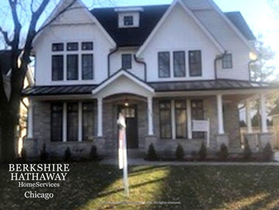 314 The Lane, Hinsdale, IL 60521 - #: 10488985