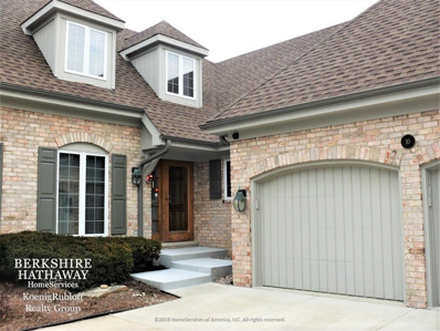 10 Tartan Ridge Road, Burr Ridge, IL 60527 - #: 10496164